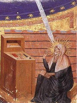 Die mittelalterliche Mystikerin Birgitta von Schweden