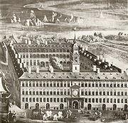 Kontorgebäude der Hanse in Antwerpen