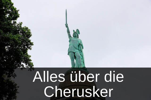 Wer waren die Cherusker?